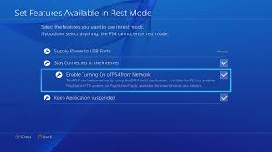 how to set up auto update download on your playstation 4