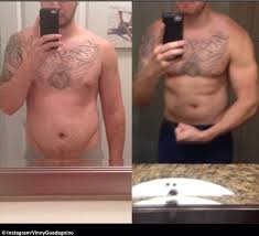 jersey shore u0027s vinny guadagnino reveals results of 3 week cleanse