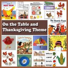 thanksgiving pre k activities divascuisine