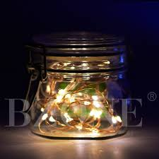 bzone led tiny micro battery string lights copper wire bedroom