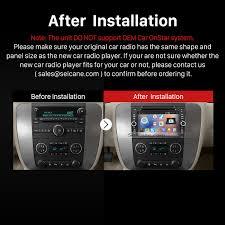 how to install a 2007 2012 gmc yukon acadia radio with speakers