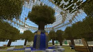 my world roman colosseum biosphere giant treehouse and more