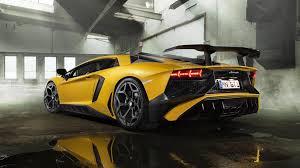 Lamborghini Aventador Sv - novitec unleash 775bhp lamborghini aventador sv oracle finance