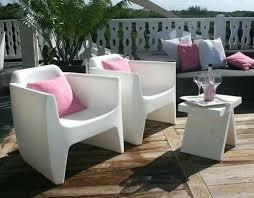 canape exterieur plastique fauteuil de jardin plastique blanc fauteuil salon de jardin chaise