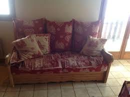 canapé style achetez canapé et fauteuil quasi neuf annonce vente à le reposoir