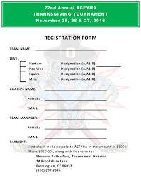 2016 registration form avon canton farmington youth hockey