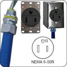 nema 50 60 amp straight whips cables com