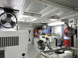room to room ventilation engine room cooling u2013 mv dirona