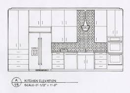 autocad for kitchen design wonderful kitchen elevation design your dream cad dwg dimensions