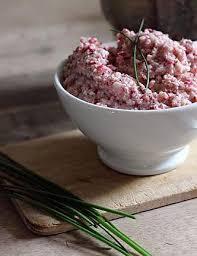 cuisiner les radis roses recette de tartinade toute de radis échalote chèvre et