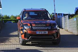 land rover discovery exterior first official photos of 2017 land rover discovery 5 reveal