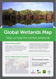 Map The World by Global Wetlands Map Help Us Map The World U0027s Wetlands Center For