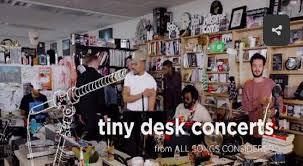 Tiny Desk Npr Chance The Rapper U2013 U201cnpr Tiny Desk Concert U201d Video