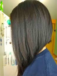 front and back views of chopped hair hair long front bob google search hair and there pinterest