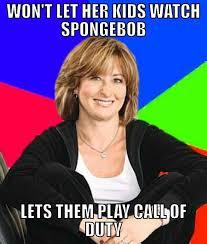 Meme Mom - strict mom meme