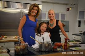 cooking with kathie lee and hoda on the today show cook with amber