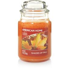 american home by yankee candle shades of fall 19 oz large jar