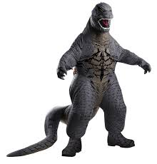 inflatable halloween cat godzilla deluxe inflatable costume buycostumes com