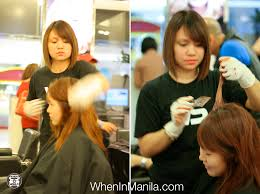 best hair salon in manila 2013 manila hair salon recommendation vivere salon for styling coloring