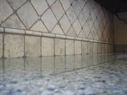 Beautiful Tumbled Marble Tile Backsplash Gallery Home Design - Marble backsplashes