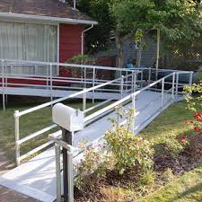 Wheel Chair Ramp Wheelchair Ramps Seattle Puget Sound Area Ramparts