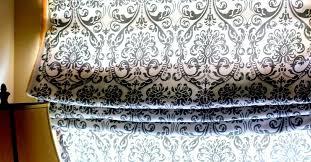 No Sew Roman Shades Instructions - window treatments roman shades in home decor hometalk