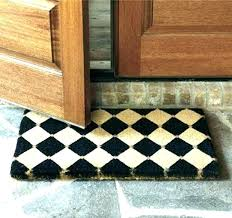 Exterior Door Mat New Front Door Rugs Outdoor Door Mat Inserts Modern Front Door Mat