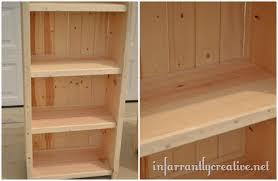 How To Do A Bookshelf How To Make And Install Hungarian Shelves Making Bookshelves