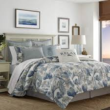 tommy bahama bed pillows tommy bahama raw coast blue and white cotton breakfast pillow