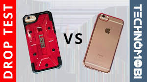 uag protective case vs cheap fashion store case drop test youtube