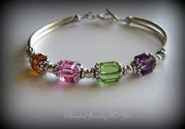 mothers birthstone bracelets birthstone bracelet for mothers jewelry