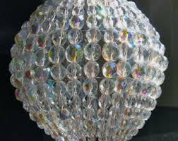 Beaded Pendant Light Shade Beaded Light Bulb Covers U0026 Light Bulb Shades By Lumieresf On Etsy