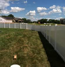 allstar fence portfolio 6 white vinyl privacy loversiq