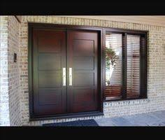 exterior double doors for private and commercial building http