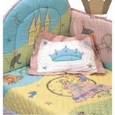 princess crib bedding by california kids