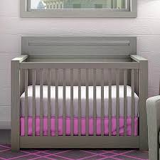 Convertible Cribs Canada Nest Convertible Crib Elephant Grey Made In Canada