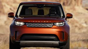 land rover orange 2018 land rover discovery hse td6 color namib orange us spec