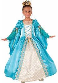 amazon com forum novelties deluxe princess dress up set costume