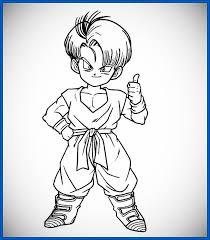 imagenes de goku para dibujar faciles con color dibujos de dragon ball z para dibujar a color archivos dibujos de