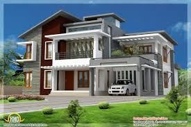 superb home design contemporary modern style kerala home design