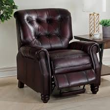 Natuzzi Red Leather Chair Recliners Costco