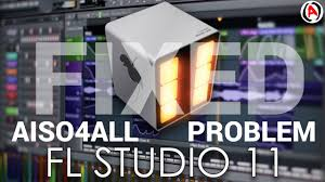 flstudio 11 12 exporting problem with aiso4all fixed aneesh