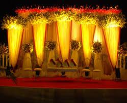 goa wedding decorators bridal stage decoration in goa wedding