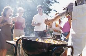 history of the barbecue invention