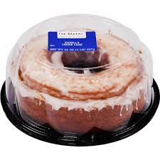 the bakery at walmart vanilla creme cake 32 oz walmart com