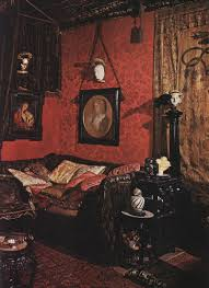 19 dark and moody interiors poet gabriel and victorian