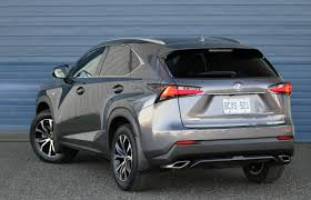 lexus nx 200t awd review suv review 2015 lexus nx 200t driving