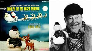 burl ives a jolly and overture from rudolph