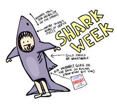 Shark Week Meme - tom 7 radar pittsburgh marathon 2010 project sharkweek