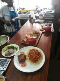 cuisine cote sud la table d envoi picture of restaurant cote sud lome tripadvisor